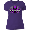 Kul'tiras Krakens - T-Shirt-T-Shirt-CustomCat-Women's T-Shirt-Purple-X-Small