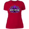 Kul'tiras Krakens - T-Shirt-T-Shirt-CustomCat-Women's T-Shirt-Red-X-Small