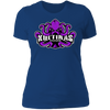 Kul'tiras Krakens - T-Shirt-T-Shirt-CustomCat-Women's T-Shirt-Royal Blue-X-Small