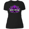 Kul'tiras Krakens - T-Shirt-T-Shirt-CustomCat-Women's T-Shirt-Black-X-Small