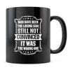 Losing Side - 11oz/15oz Black Mug-Coffee Mug-CustomCat-11oz Mug-Black-