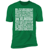 Many Names of David Ryder - T-Shirt-T-Shirt-CustomCat-Men's T-Shirt-Kelly Green-S