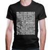 Many Names of David Ryder - T-Shirt-T-Shirt-CustomCat-