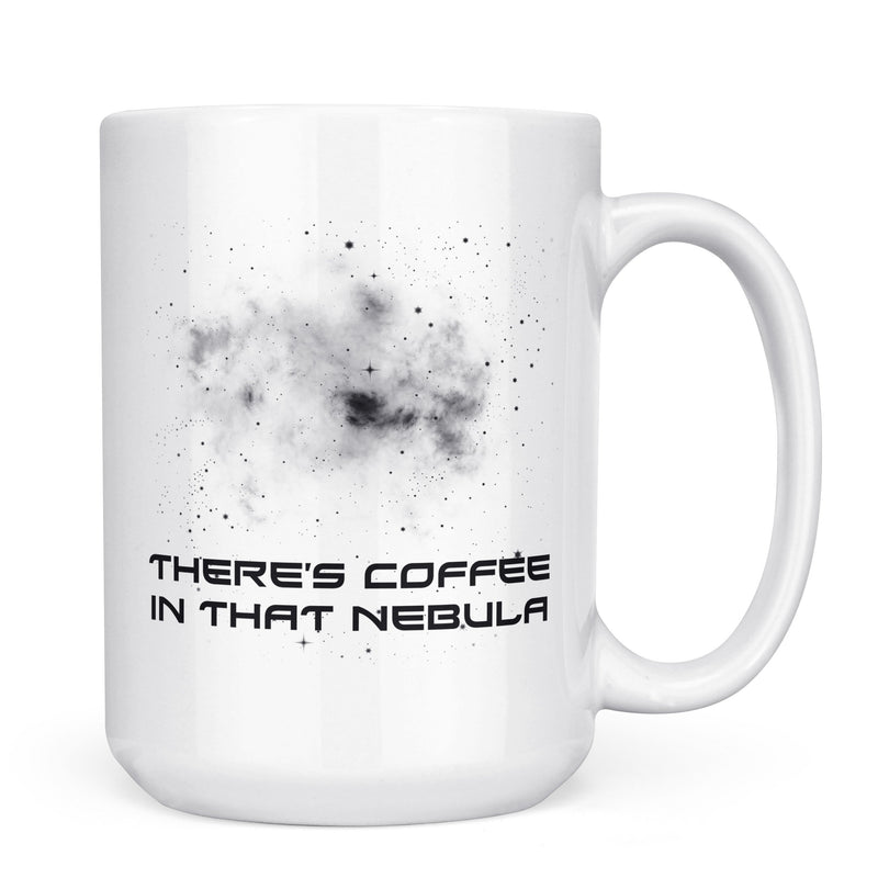 Nebula - 11oz/15oz White Mug-Coffee Mug-CustomCat-11oz Mug-White-