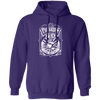 PIcard's Tea - Hoodie-Hoodie-CustomCat-Purple-S-