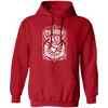 PIcard's Tea - Hoodie-Hoodie-CustomCat-Red-S-