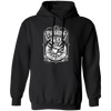 PIcard's Tea - Hoodie-Hoodie-CustomCat-Black-S-