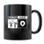 Problem Solved - 11oz/15oz Black Mug-Coffee Mug-CustomCat-11oz Mug-Black-