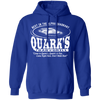 Quark's Bar - Hoodie-Hoodie-CustomCat-Royal Blue-S-