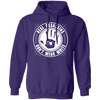 Real Assassins Don't Wear White - Hoodie-Hoodie-CustomCat-Purple-S-