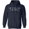 Resistance is Futile - Hoodie-Hoodie-CustomCat-Navy-S-