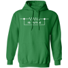 Resistance is Futile - Hoodie-Hoodie-CustomCat-Irish Green-S-