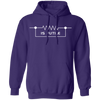 Resistance is Futile - Hoodie-Hoodie-CustomCat-Purple-S-
