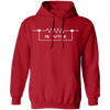 Resistance is Futile - Hoodie-Hoodie-CustomCat-Red-S-