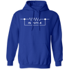 Resistance is Futile - Hoodie-Hoodie-CustomCat-Royal Blue-S-