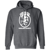 Rowsdower Homeland Security - Hoodie-Hoodie-CustomCat-Dark Heather-S-