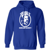 Rowsdower Homeland Security - Hoodie-Hoodie-CustomCat-Royal Blue-S-