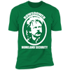 Rowsdower Homeland Security - T-Shirt-T-Shirt-CustomCat-Men's T-Shirt-Kelly Green-S