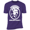 Rowsdower Homeland Security - T-Shirt-T-Shirt-CustomCat-Men's T-Shirt-Purple-S