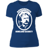 Rowsdower Homeland Security - T-Shirt-T-Shirt-CustomCat-Women's T-Shirt-Royal Blue-X-Small