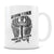 Run 10 Years - 11oz/15oz White Mug-Coffee Mug-CustomCat-11oz Mug-White-