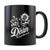 Sam Girl - 11oz/15oz Black Mug-Coffee Mug-CustomCat-11oz Mug-Black-