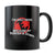 Server is Down - 11oz/15oz Black Mug-Coffee Mug-CustomCat-11oz Mug-Black-