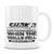 Shaka When the Walls Fell - 11oz/15oz White Mug-Coffee Mug-CustomCat-11oz Mug-White-