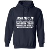 Shaka When the Walls Fell - Hoodie-Hoodie-CustomCat-Navy-S-