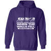 Shaka When the Walls Fell - Hoodie-Hoodie-CustomCat-Purple-S-