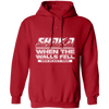Shaka When the Walls Fell - Hoodie-Hoodie-CustomCat-Red-S-