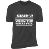 Shaka When the Walls Fell - T-Shirt-T-Shirt-CustomCat-Men's T-Shirt-Heavy Metal-S