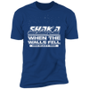 Shaka When the Walls Fell - T-Shirt-T-Shirt-CustomCat-Men's T-Shirt-Royal Blue-S