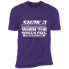 Shaka When the Walls Fell - T-Shirt-T-Shirt-CustomCat-Men's T-Shirt-Purple-S