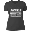 Shaka When the Walls Fell - T-Shirt-T-Shirt-CustomCat-Women's T-Shirt-Heavy Metal-X-Small