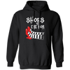 Shoes to Die For - Hoodie-Hoodie-CustomCat-Black-S-