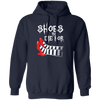 Shoes to Die For - Hoodie-Hoodie-CustomCat-Navy-S-
