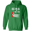 Shoes to Die For - Hoodie-Hoodie-CustomCat-Irish Green-S-