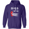 Shoes to Die For - Hoodie-Hoodie-CustomCat-Purple-S-
