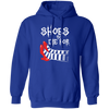 Shoes to Die For - Hoodie-Hoodie-CustomCat-Royal Blue-S-