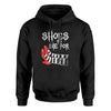 Shoes to Die For - Hoodie-Hoodie-CustomCat-