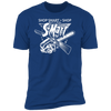 Shop Smart Shop S-Mart - T-Shirt-T-Shirt-CustomCat-Men's T-Shirt-Royal Blue-S