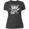 Shop Smart Shop S-Mart - T-Shirt-T-Shirt-CustomCat-Women's T-Shirt-Heavy Metal-X-Small
