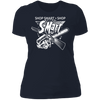 Shop Smart Shop S-Mart - T-Shirt-T-Shirt-CustomCat-Women's T-Shirt-Midnight Navy-X-Small