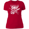 Shop Smart Shop S-Mart - T-Shirt-T-Shirt-CustomCat-Women's T-Shirt-Red-X-Small