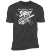 Shop Smart Shop S-Mart - T-Shirt-T-Shirt-CustomCat-Men's T-Shirt-Heavy Metal-S
