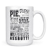 SPN Quotes - 11oz/15oz White Mug-Coffee Mug-CustomCat-15oz Mug-White-