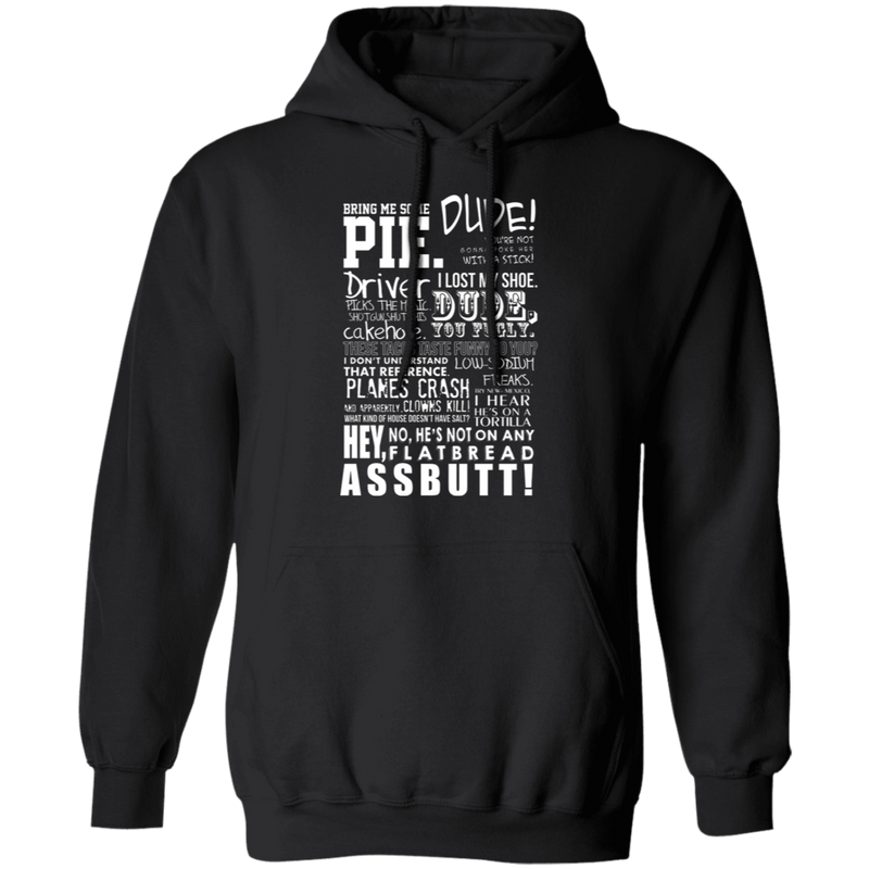 Supernatural Quotes - Hoodie-Hoodie-CustomCat-