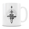 Sword of a Thousand Truths - 11oz/15oz White Mug-Coffee Mug-CustomCat-11oz Mug-White-