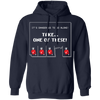 Take One of These - Hoodie-Hoodie-CustomCat-Navy-S-